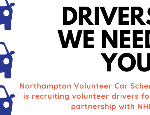 Drivers wanted for Volunteer Car Scheme