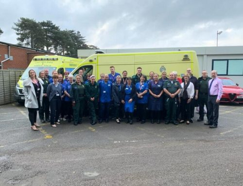 Meet Northamptonshire's brand new Rapid Response team!