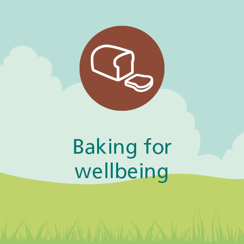 Baking for wellbeing