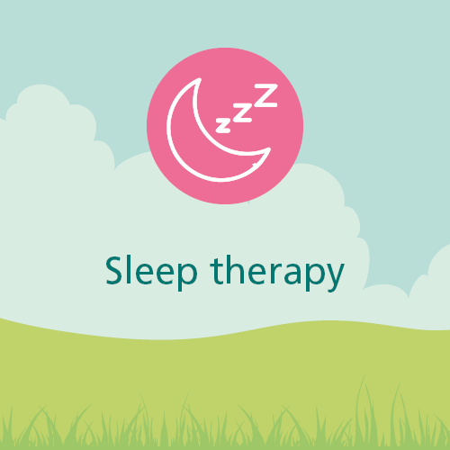 Sleep therapy