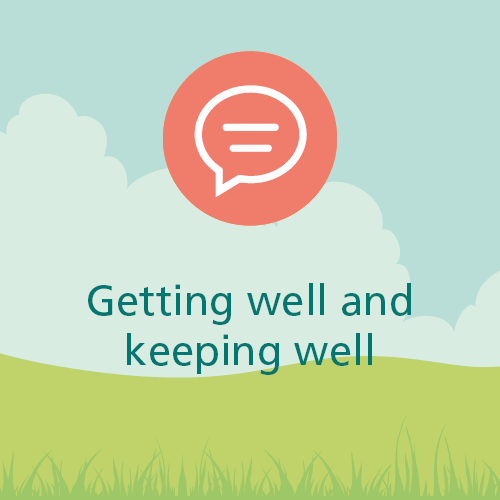 Getting well and keeping well