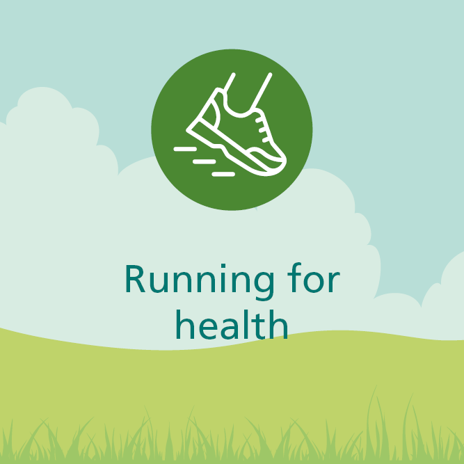 Running for health