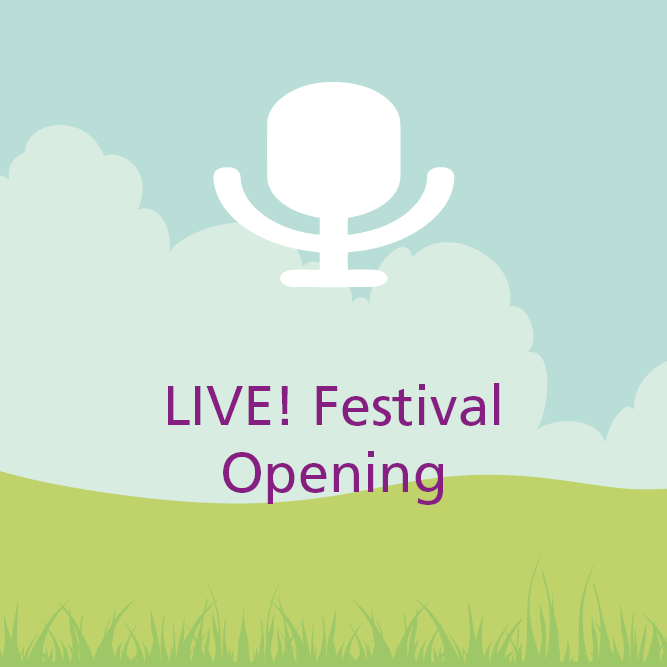 LIVE! Festival opening