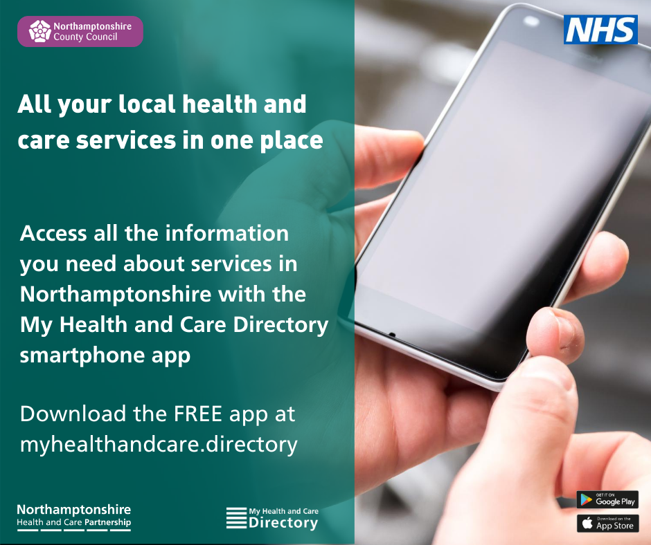 Update your first aid kit with the new My Health and Care Directory smartphone app
