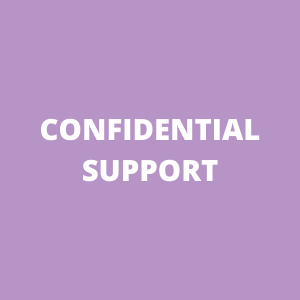 Confidential support