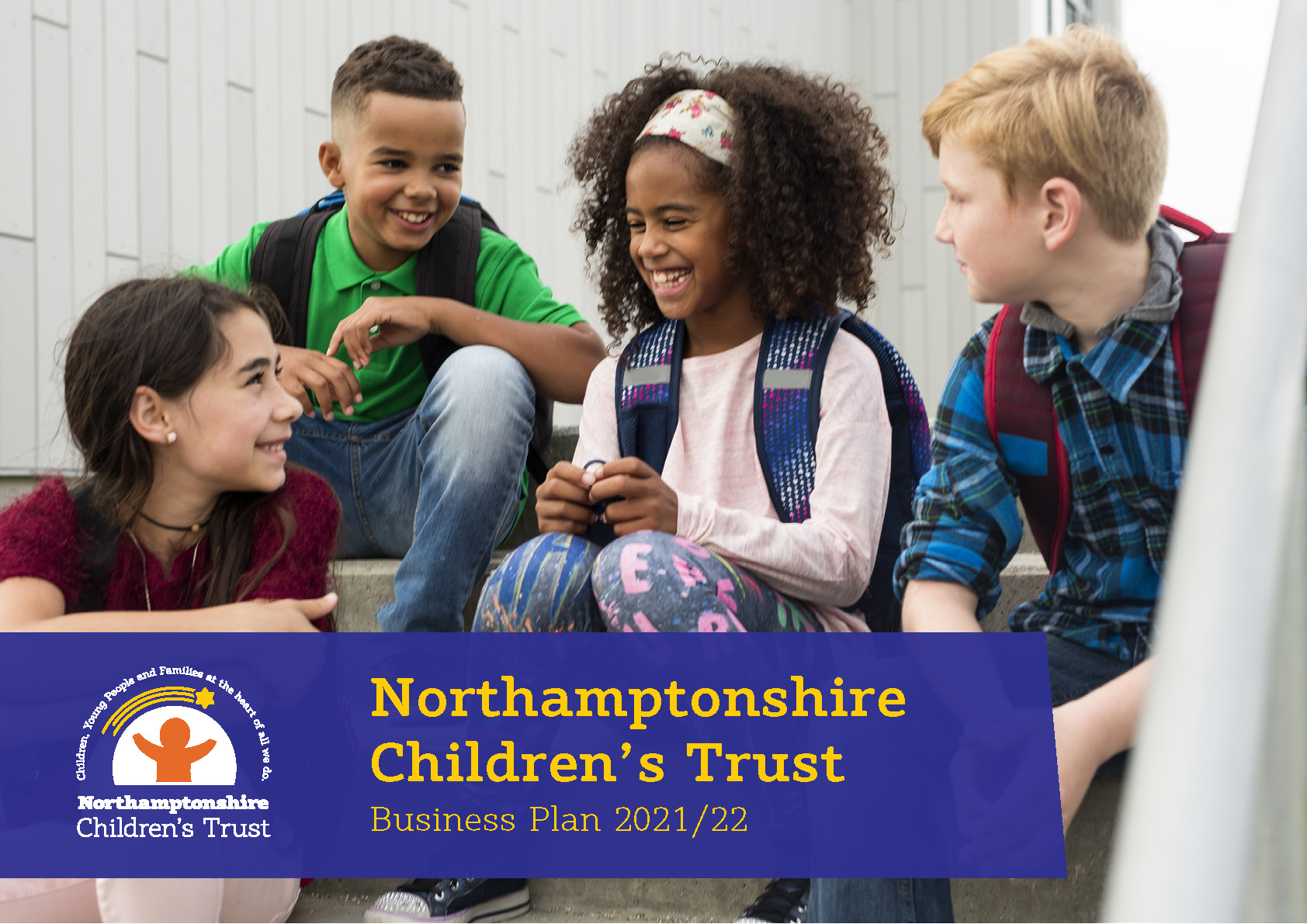 Northamptonshire Children's Trust publishes business plan