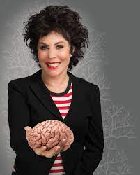 Ruby Wax holding 'the mind'