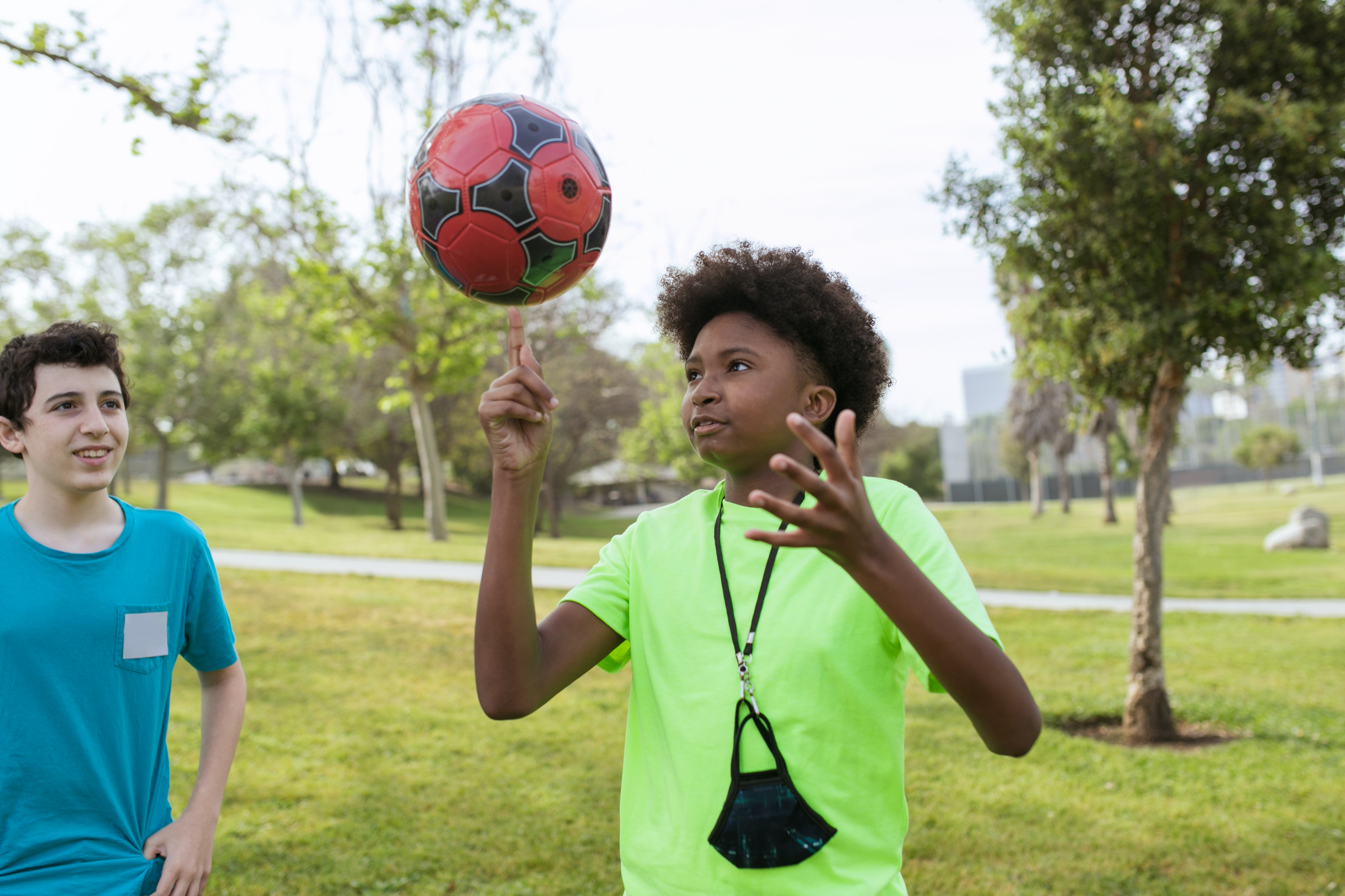 Supporting children and young people to enjoy healthy lifestyles