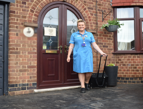 Community nurses: the front line of flexible and skilled care